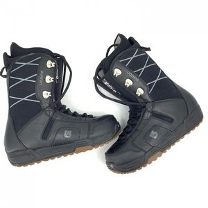Burton Mens Moto Snowboard Boots 10.5